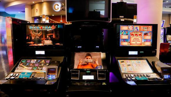 El Gobierno anunció la reanudación de actividades de los locales de casinos y tragamonedas con un aforo del 40%. (Foto: Mincetur)