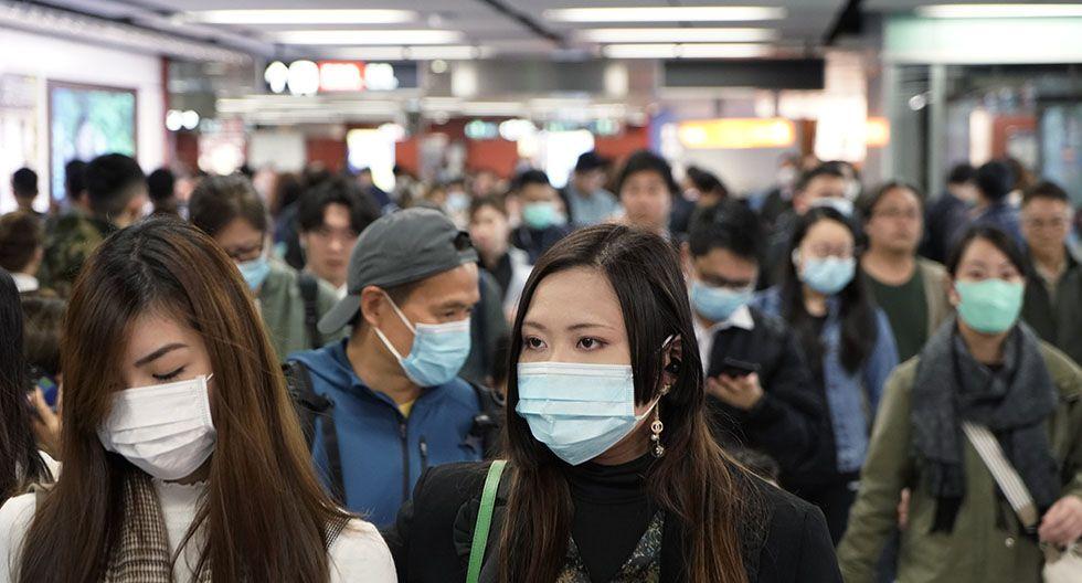 China, cuna del nuevo coronavirus, parece haber frenado en gran medida la epidemia. Su prioridad hoy es evitar que la enfermedad vuelva a su suelo desde el extranjero. (AP Photo/Kin Cheung)