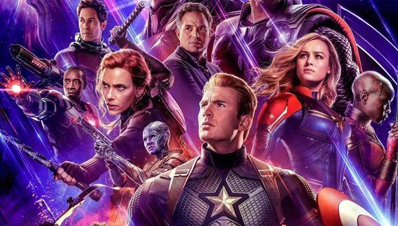 FOTO 1 | Avengers: Endgame. US$ 265.0* millones (estimado).