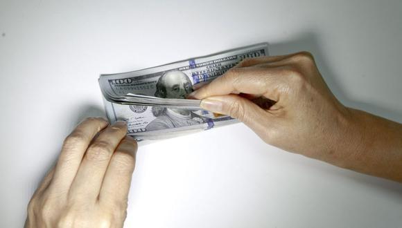 Hoy el dólar se vendía en S/ 3.59 en el mercado informal. (Foto: GEC)