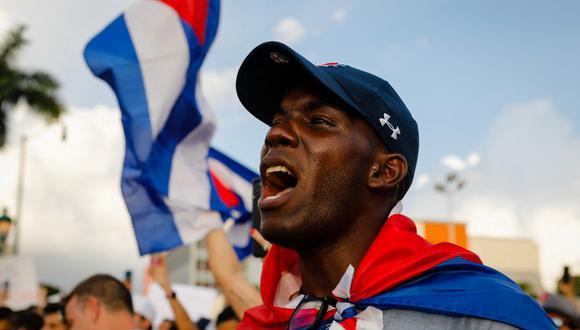 La convocatoria para la marcha, lanzada en septiembre, apela al artículo 56 de la nueva Constitución que reconoce el derecho a manifestación. (Foto: AFP)