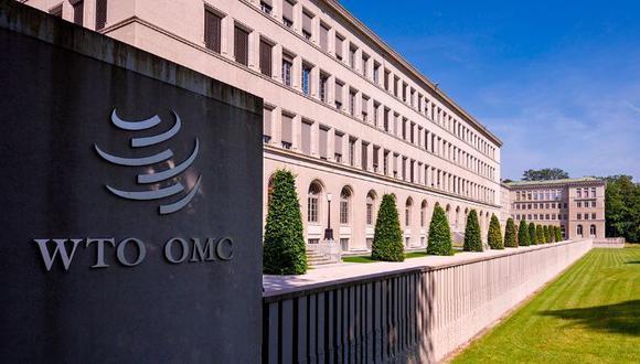 Organización Mundial del Comercio. (Foto: AFP)