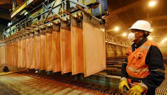 Con el objetivo de producir un cobre refinado de alta pureza en mayor volumen, Southern Copper prevé una nueva fundición y la ampliación de la refinería existente en Ilo.  (Foto: Difusión)