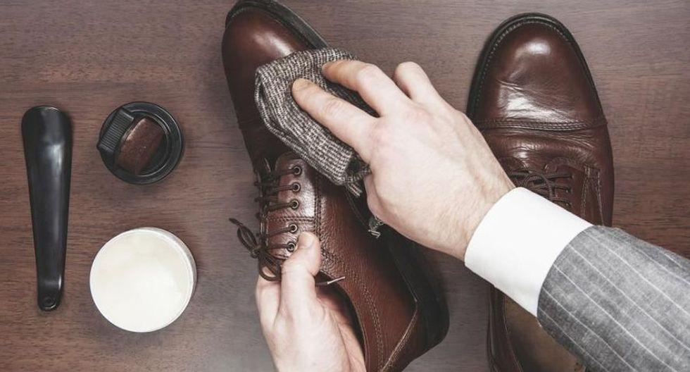 ¿Cómo limpiar, proteger y reparar sus zapatos de cuero? Algunas recomendaciones que no debes pasar por alto. (Foto: Shutterstock)