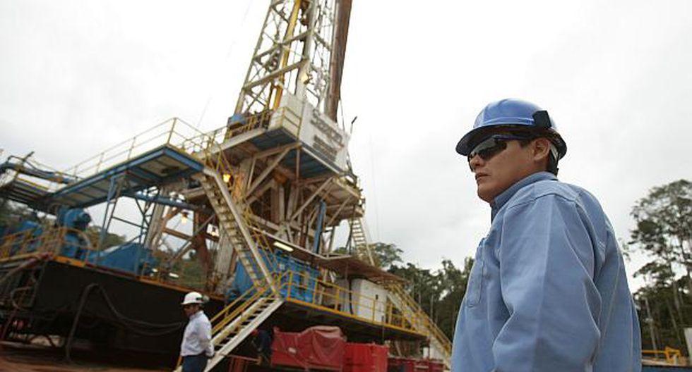 La producción de petróleo asciende actualmente a 44,000 barriles diarios. (Foto: USI)