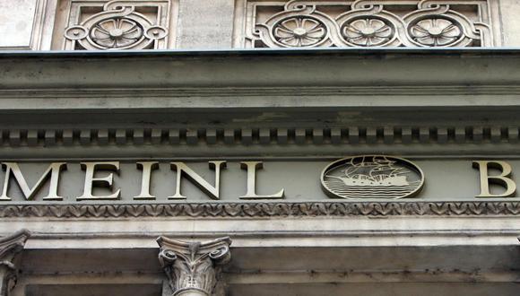 Meinl Bank.