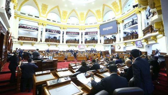 La conformación final del Congreso se conocerá cuando la ONPE dé sus resultados finales (Foto: Andina)