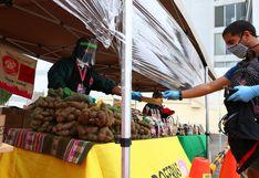 Miraflores: comerciantes de mercados tendrán que presentar plan de control de COVID-19 para operar
