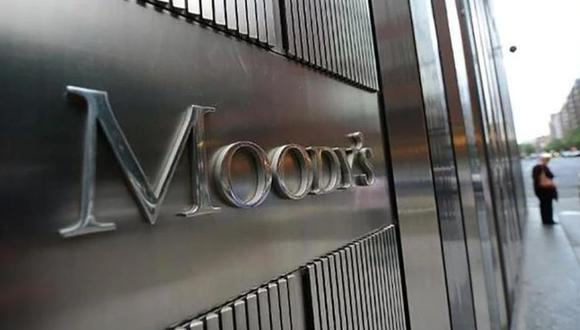 Moody's. (Foto: Difusión)