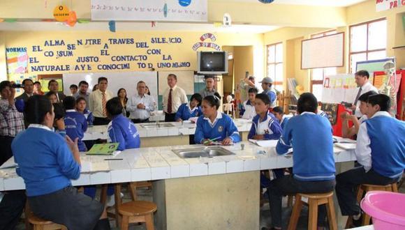 La suspensión de clases solo será efectiva para la instituciones educativas de la provincia de Huánuco.