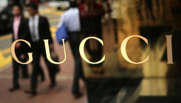 Gucci está mostrando los videos como un festival de cine de moda virtual, estrenando un nuevo episodio cada día durante esta semana. (Foto: AFP)
