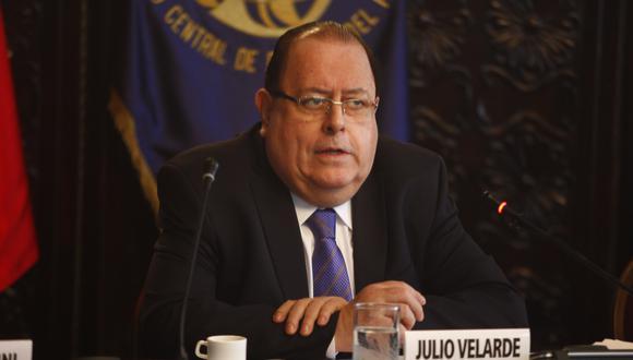 Velarde también ha sido reconocido como Banquero Central del Año 2016 para América Latina. (Foto: GEC)