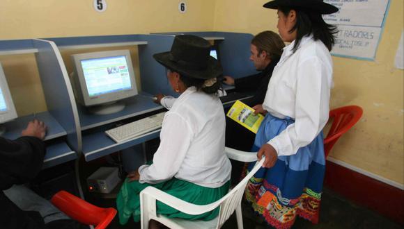 Tarifa. El pago de US$ 23 por Mbps en la redes regionales ya no será pago fijo, sino el tope máximo a cobrar, según dispuso Osiptel.