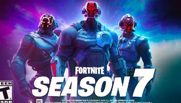 """El capítulo 2 de la temporada 7 de """"Fortnite"""" ya está disponible en PC, PlayStation 4 (PS4), Xbox One, Nintendo Switch y dispositivos Android e iOS, y se podrá acceder una vez finalizada la temporada 6."""