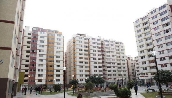 El Ministerio de Vivienda busca promover los proyectos destinados al alquiler. (Foto: GEC)