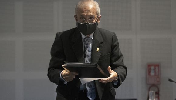 La Subcomisión de Acusaciones Constitucionales aprobó informe final de denuncia contra Pedro Chávarry. (Foto: GEC)