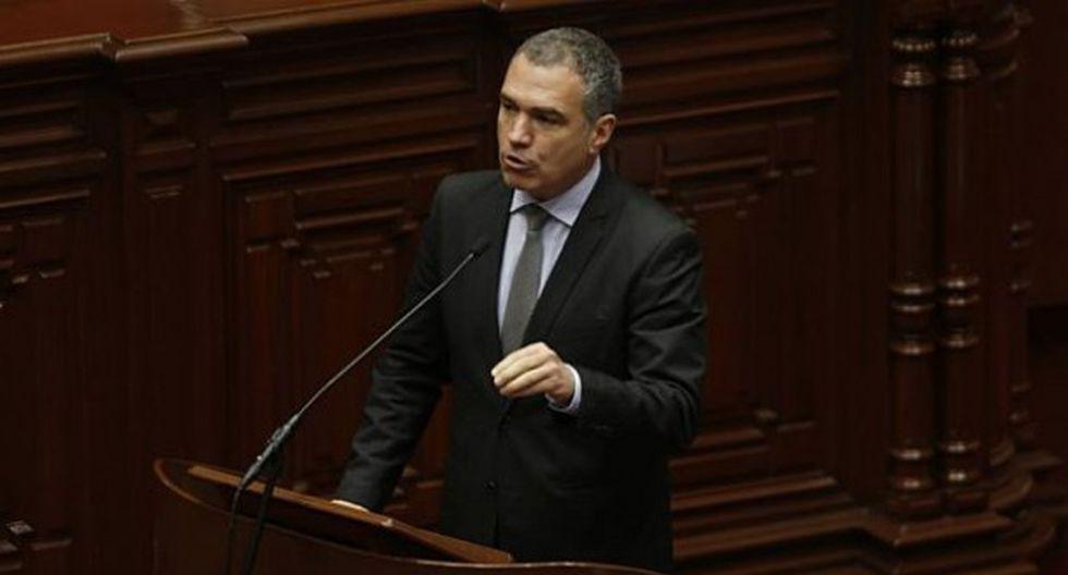 El primer ministro Salvador del Solar designó en el cargo de jefe de asesores de la PCM a Jorge Arrunátegui. (Foto: GEC)