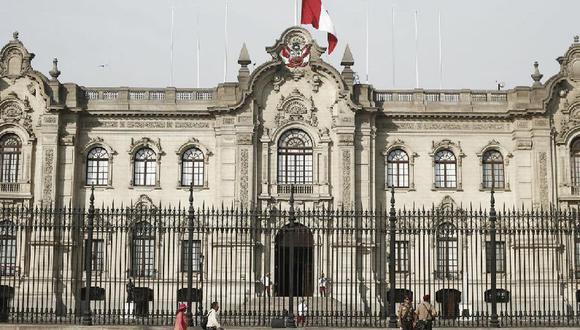 En su mensaje a la Nación del 28 de julio, Castillo había indicado que Palacio de Gobierno iba a ser cedido al nuevo Ministerio de las Culturas, actualmente Ministerio de Cultura. (Foto: GEC)