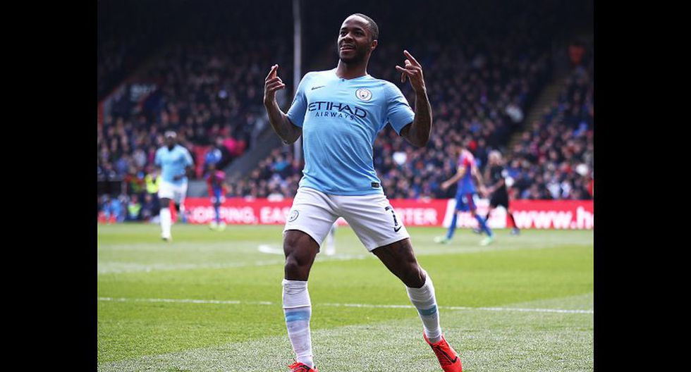 3. Raheem Sterling (Manchester City). (Foto: Getty Images)
