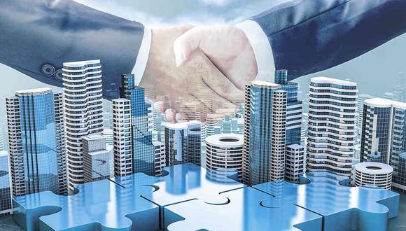 Adquisiciones y fusiones. (Foto: Difusión)