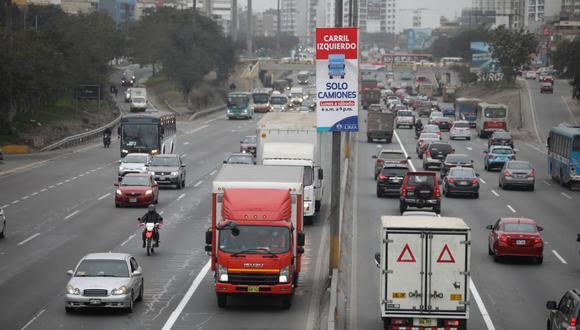 El Gremio Nacional de Transportistas y Conductores señala que la decisión se tomó luego de haber agotado todas la vías administrativas y de diálogo con el Gobierno. (Foto: GEC)