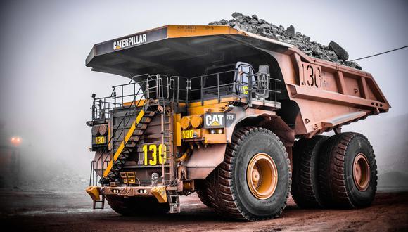 """""""La minería moderna del país no tiene nada que envidiar a la de Australia, Canadá o Chile. Las máquinas son modernas"""", explica Gonzalo Díaz Pro, gerente general de Ferreyros. (Foto: Ferreyros)"""