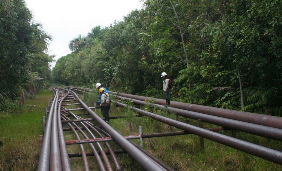El Oleoducto Norperuano ha sufrido constantes derrames de crudo. (Foto: Andina)