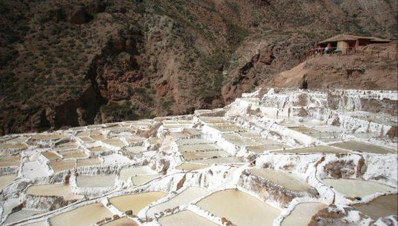 Empresa diversifica  su portafolio que tiene como base la sal de Maras. (Foto: El Comercio)