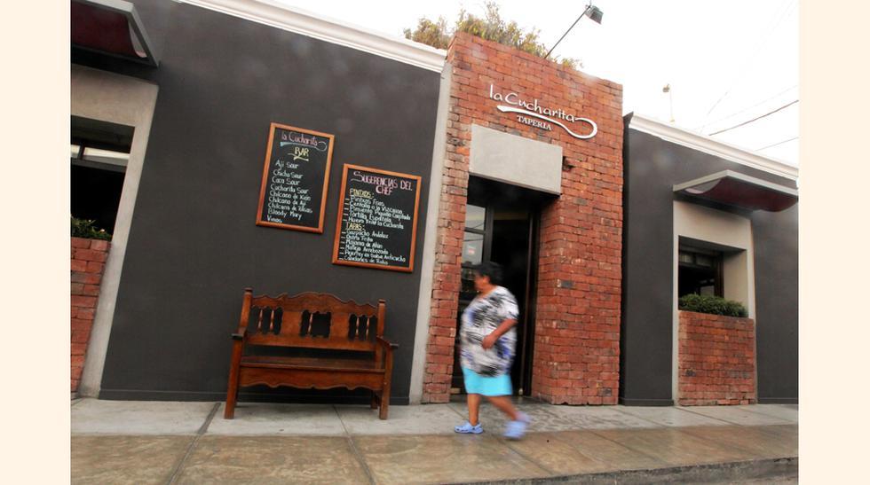 La Cucharita, nace como un concepto nuevo que busca una reencarnación moderna del bar de tapas.