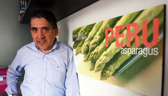Arteaga ejercerá las funciones de dos viceministerios en el Minagri. (Foto: Andina)