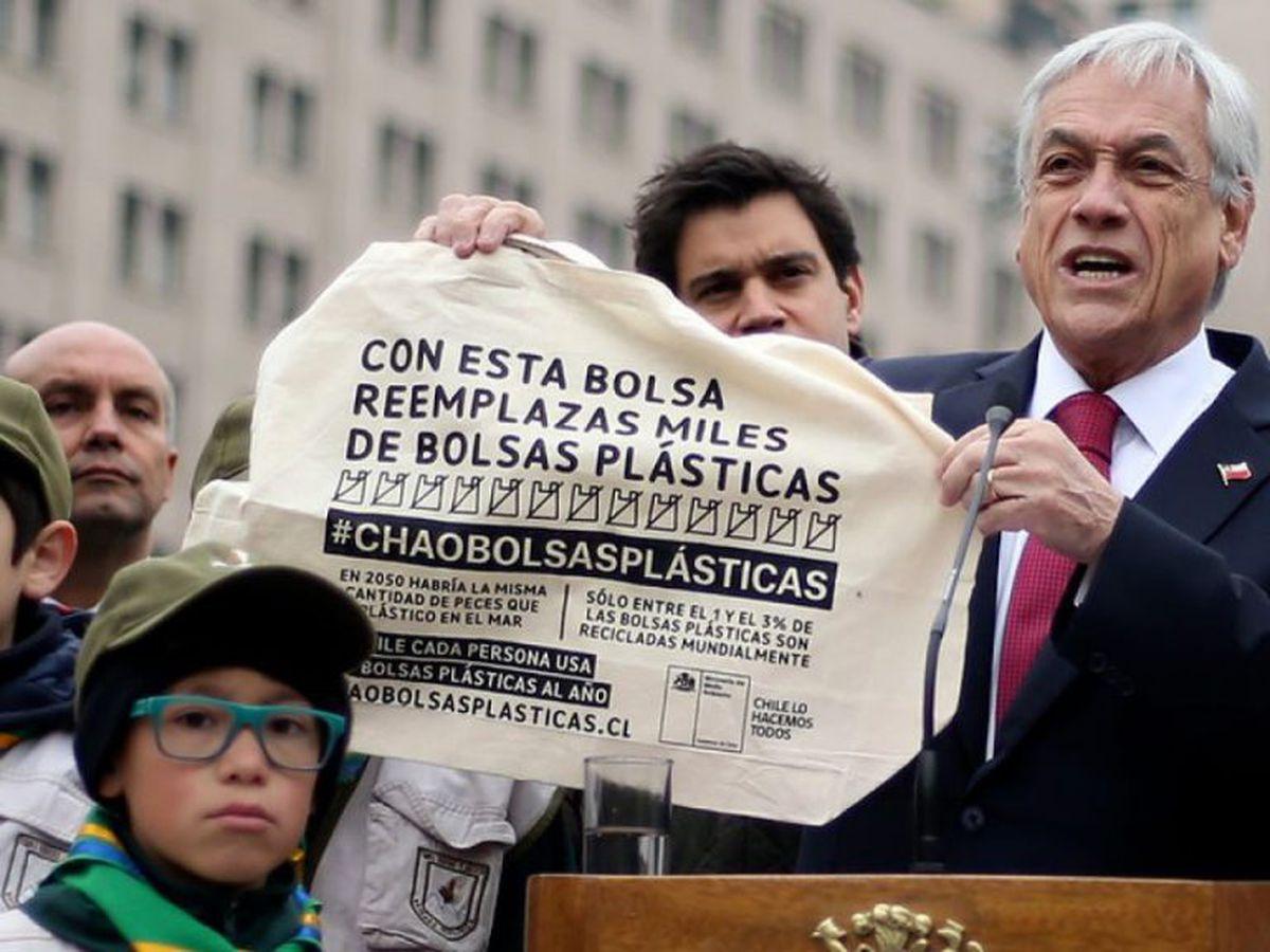 Chile Elimina La Entrega De Bolsas De Plástico