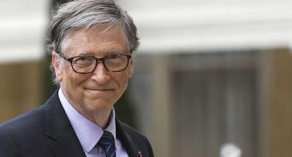 Bill Gates cofundó Microsoft Corporation, la compañía de software más grande del mundo. (Foto: AFP)
