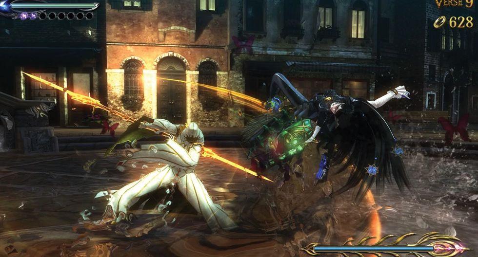 Foto 9 | Bayonetta. PC. El videojuego de acción obtuvo 90 puntos en Metacritic.
