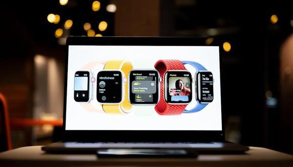 El lanzamiento el 15 de octubre se produciría tres semanas después del lanzamiento del dispositivo iPhone insignia de Apple, que se anunció al mismo tiempo. (Foto: Bloomberg)