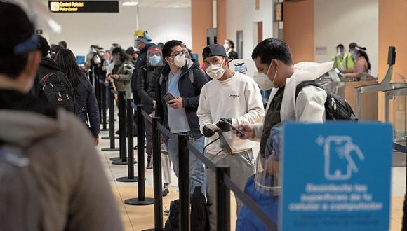 Vuelos nacionales. Algunas empresas solo prevén este beneficio para vuelos en rutas nacionales. (Foto. Renzo Salazar | GEC )