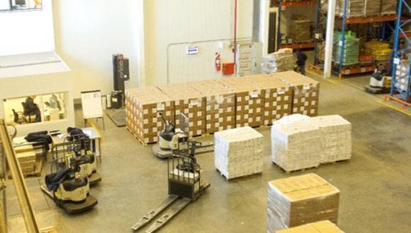 Planta. La empresa cuenta con una en Lurín de 4,000 m2.