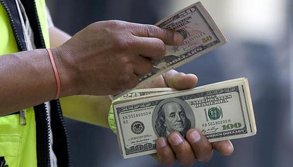 Este es el precio de la moneda estadounidense en Perú. (Foto: GEC)