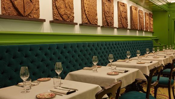 El restaurante de Gucci está ubicado en Florencia, Italia.