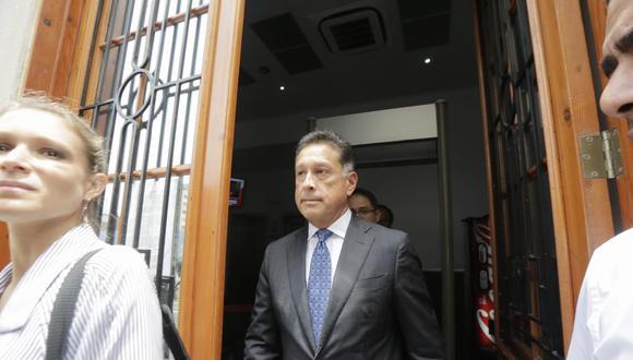 El empresario Gerardo Sepúlveda es investigado por la fiscalía por el caso Interoceánica Sur. (Foto: GEC)