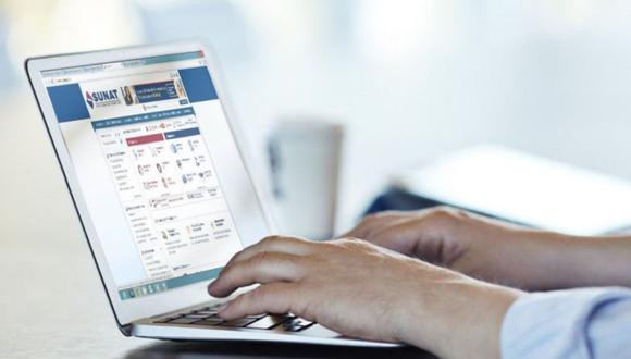 La Superintendencia Nacional de Aduanas y de Administración Tributaria (Sunat) ofrece su plataforma web para todo tipo de trámites: pagar impuestos
