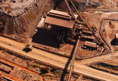 Mineral de hierro por debajo de los US$100 señala más problemas