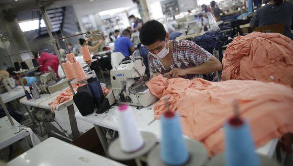 Sector textil. (Foto: GEC)