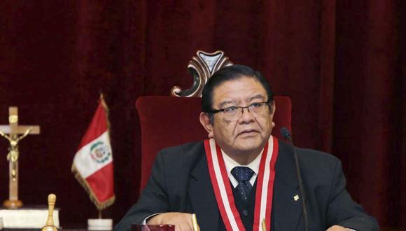 Jorge Luis Salas Arenas dijo que cuatro de los cinco miembros del Tribunal de Honor ya aceptaron la invitación. (Foto: Andina)