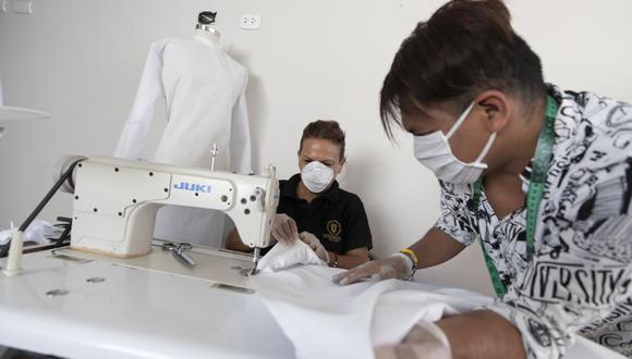 El 46% de emprendedores afirmó que usa herramientas tecnológicas desde que empezó la pandemia del COVID-19. (Foto: Cesar Campos / GEC).
