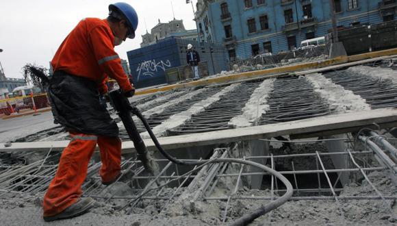 Impulsarán obras públicas. (USI)