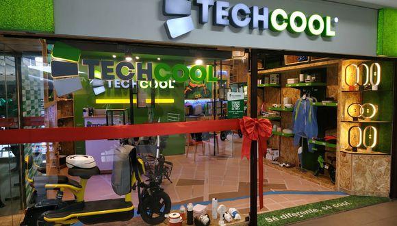 Tienda tecnológica