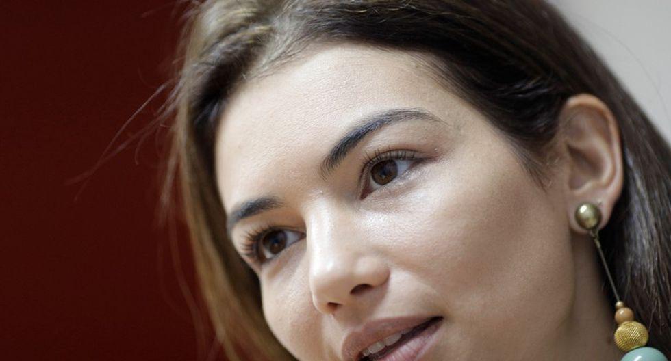Fiscal federal brasileña Marisa Ferrari.