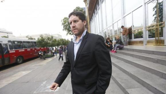 Jorge Paredes Terry asegura que Gregorio Rojas y los comuneros lo invitaron. (Foto: GEC)