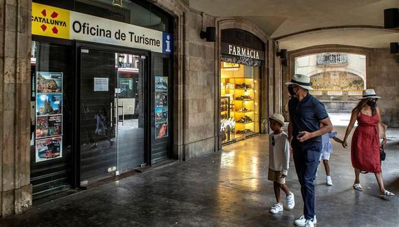 Barcelona. (Foto: EFE)