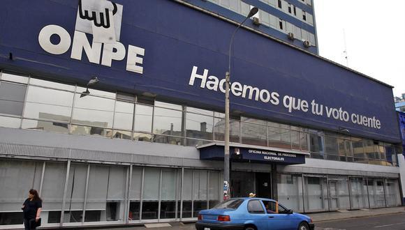 La ONPE revisará la información financiera presentada por los partidos que participaron en las elecciones congresales de enero pasado. (Foto: Andina)